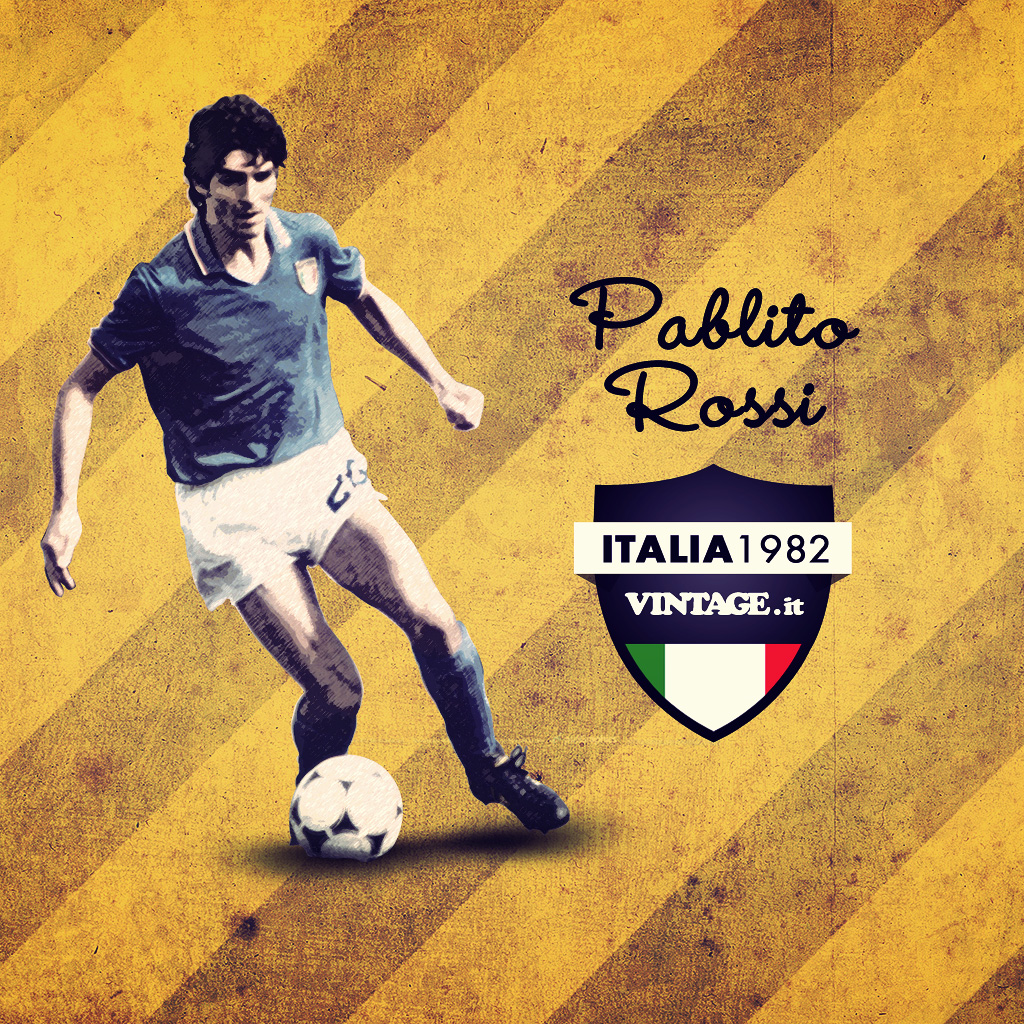 Paolo Rossi wallpaper campioni collection Free Desktop HD iPad