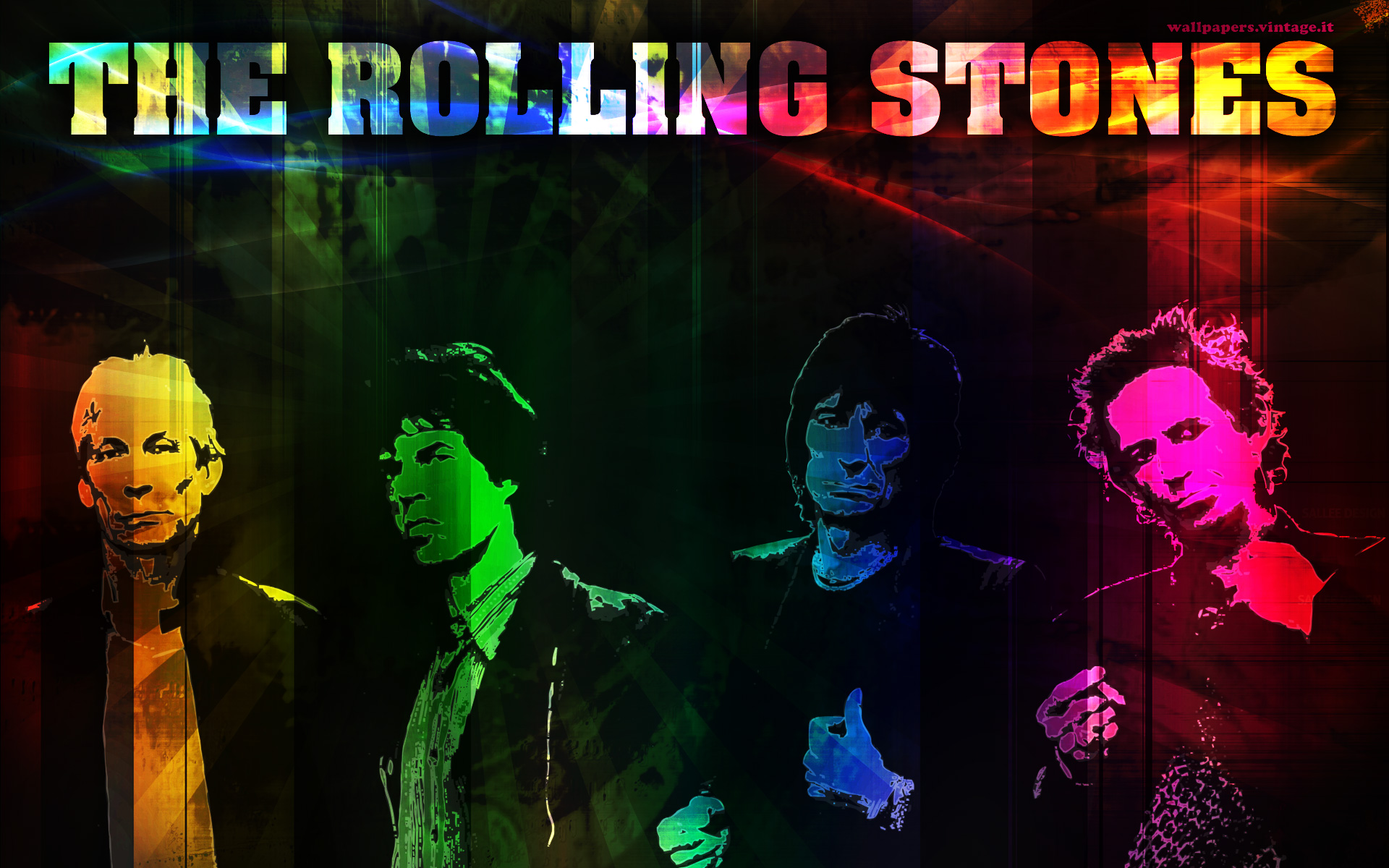 The Rolling Stones Wallpaper
