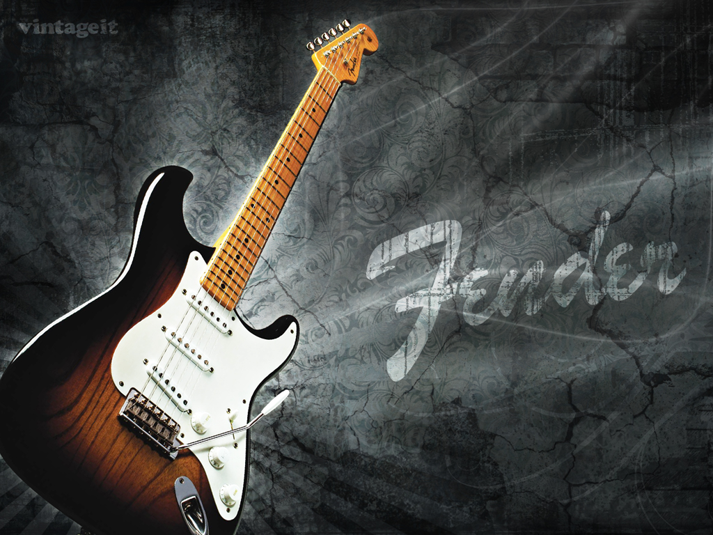 Fender stratocaster wallpaper free desktop hd ipad - Fender wallpaper ...