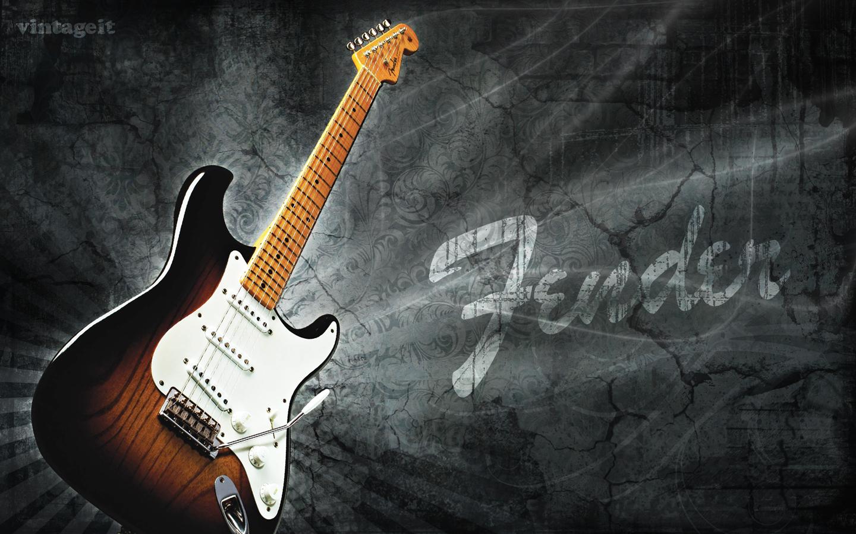 Fender Stratocaster Wallpaper Free Desktop Hd Ipad Iphone Wallpapers