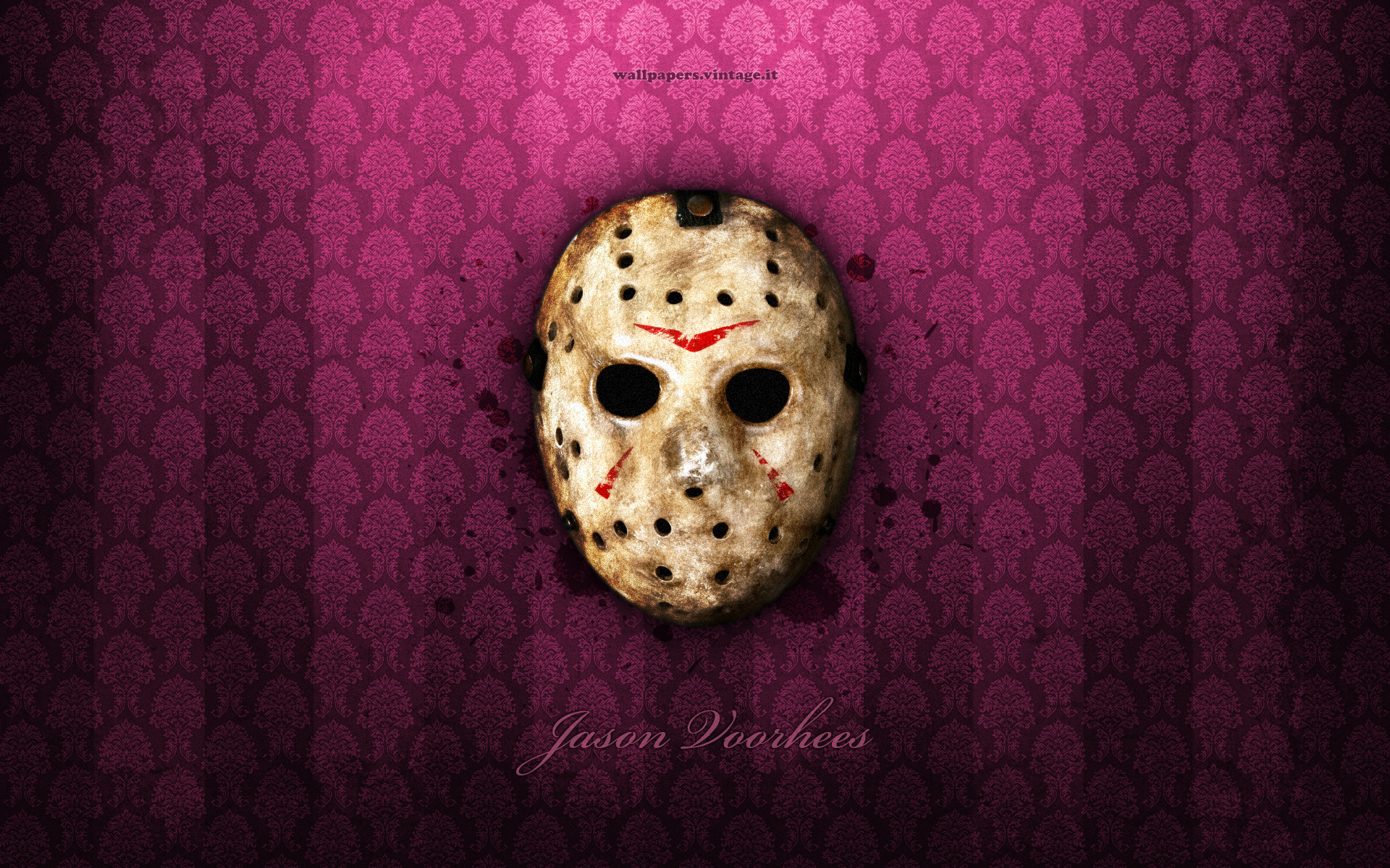 friday the 13th vintage wallpaper - free desktop hd ipad iphone