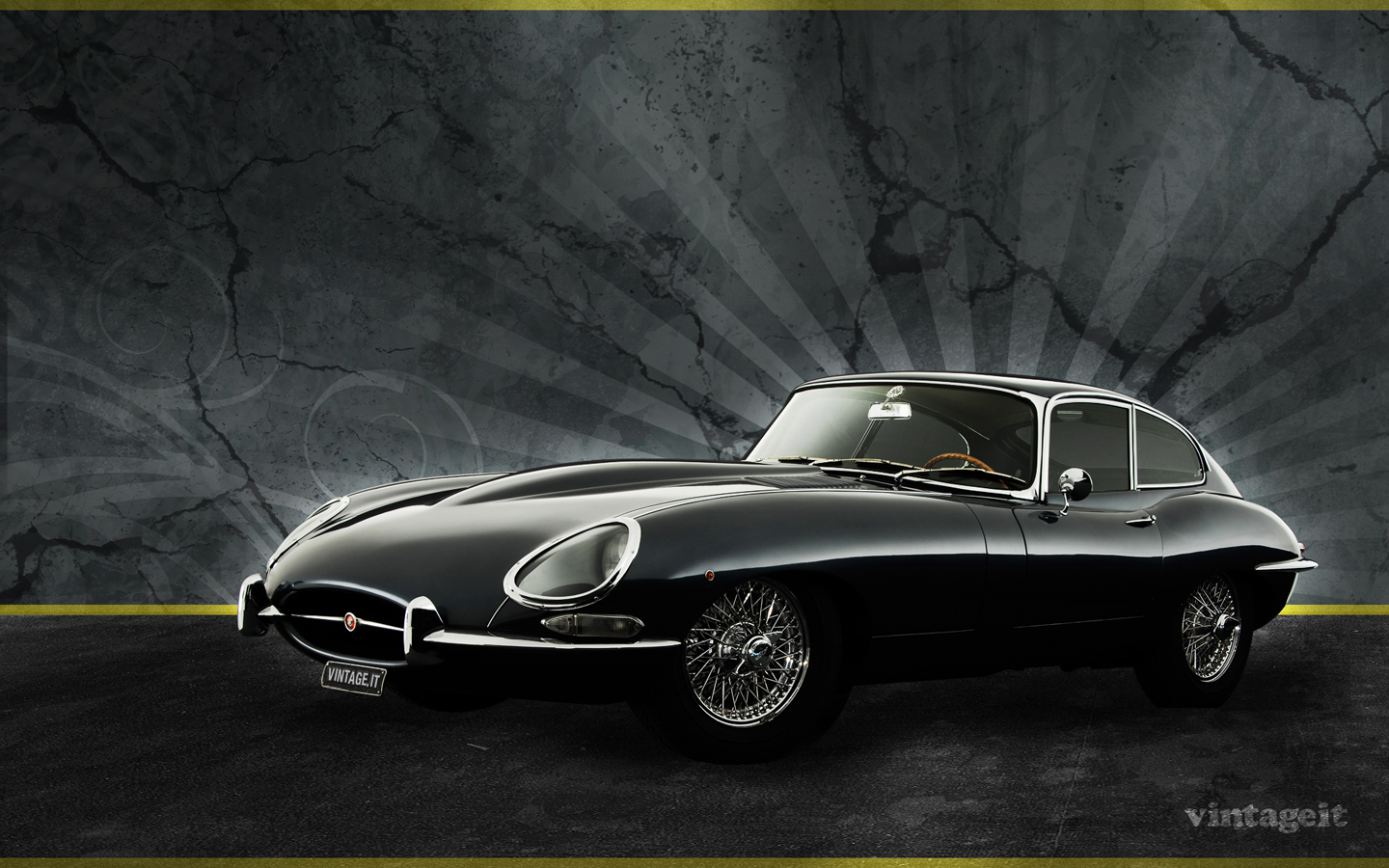 jaguar e type iphone wallpaper