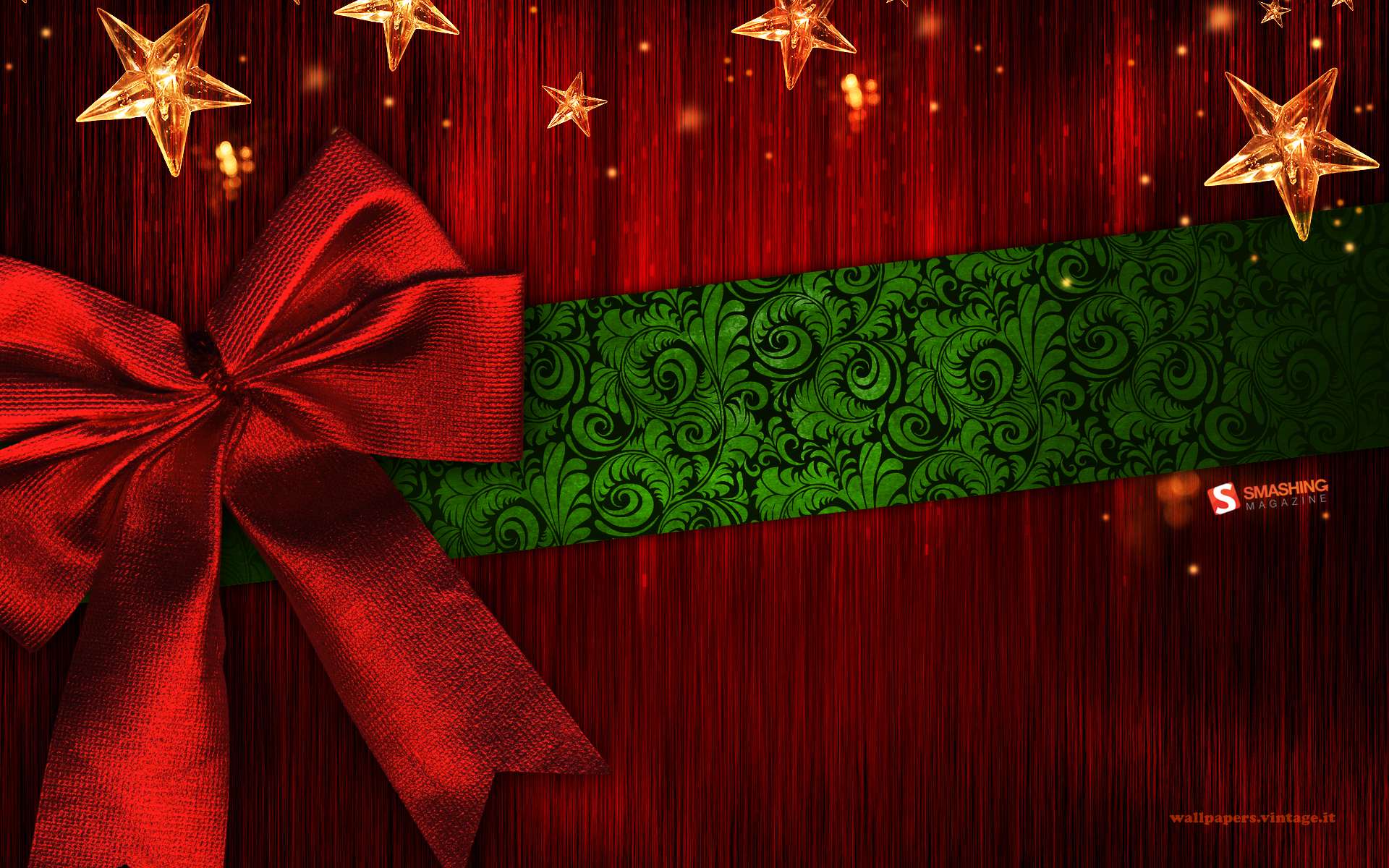 stars and stripes - christmas wallpaper - free desktop hd ipad