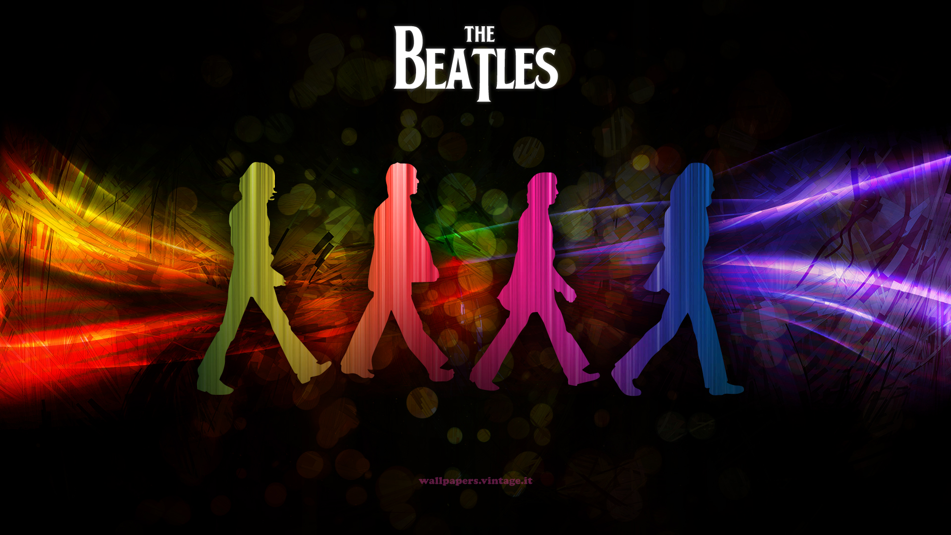 wallpaper beatles vintage backgrounds wallpapers 1920x1080