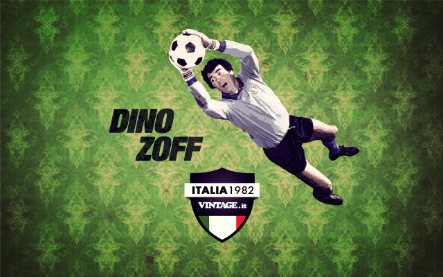 Dino Zoff wallpaper (campioni collection)