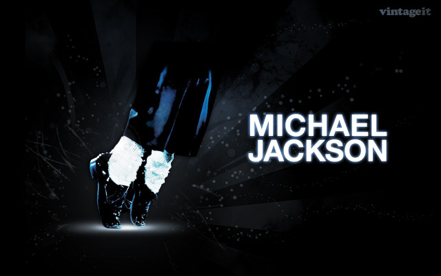 Michael Jackson vintage wallpaper