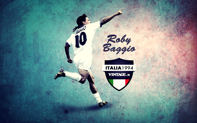 Roberto Baggio wallpaper (campioni collection)