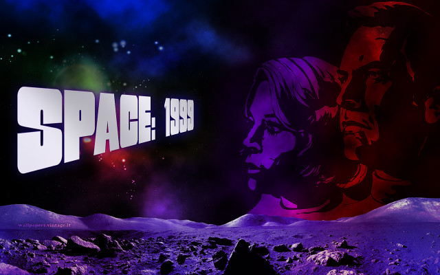Space 1999 wallpaper