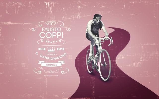 Fausto Coppi wallpaper