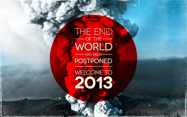 The end of the world wallpaper
